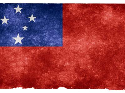 Measles has peaked in Samoa…